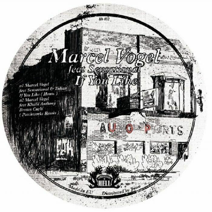 MARCEL VOGEL - If You Like