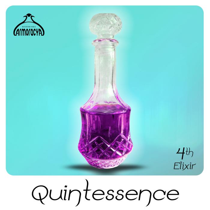 VARIOUS - Quintessence 4th Elixir