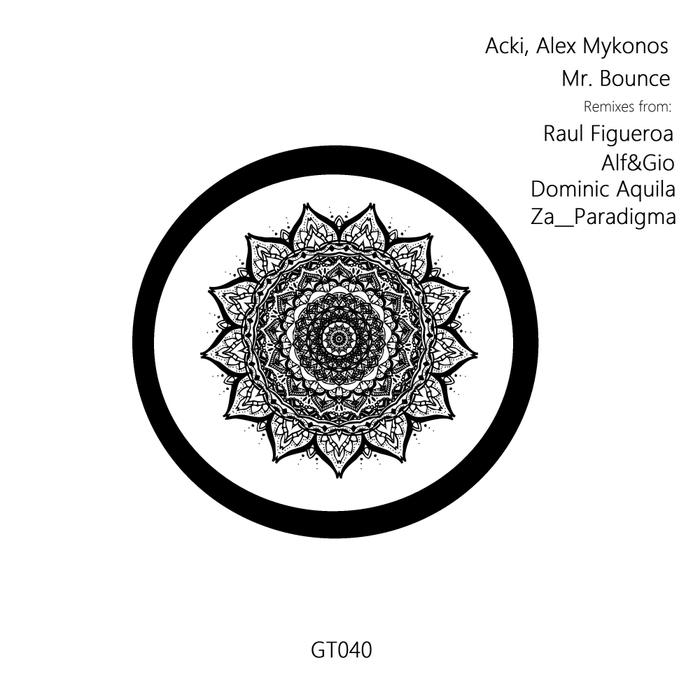ACKI/ALEX MYKONOS - Mr Bounce