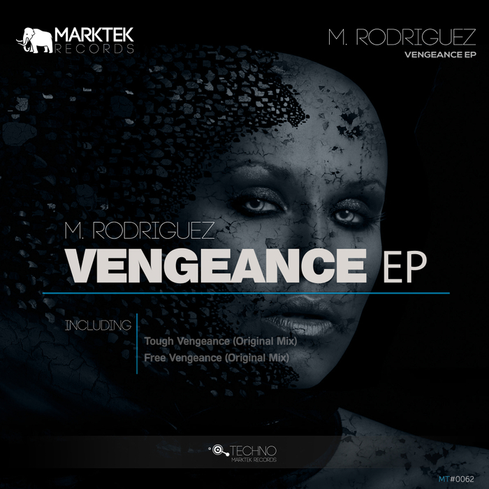 M RODRIGUEZ - Vengeance EP