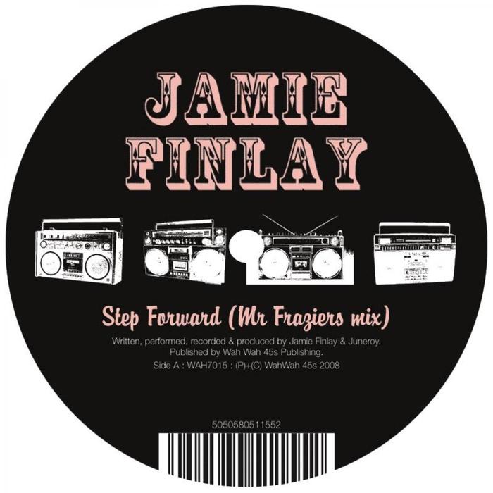 JAMIE FINLAY - Step Forward