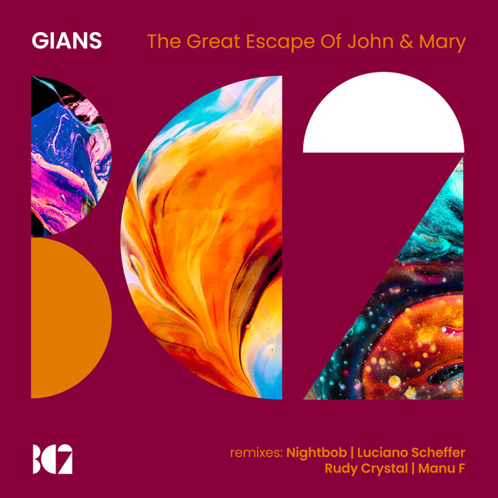 GIANS - The Great Escape Of John And Mary