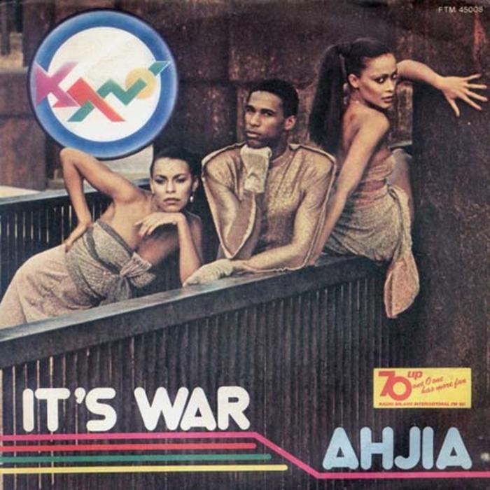 KANO - Ahjia/it's A War