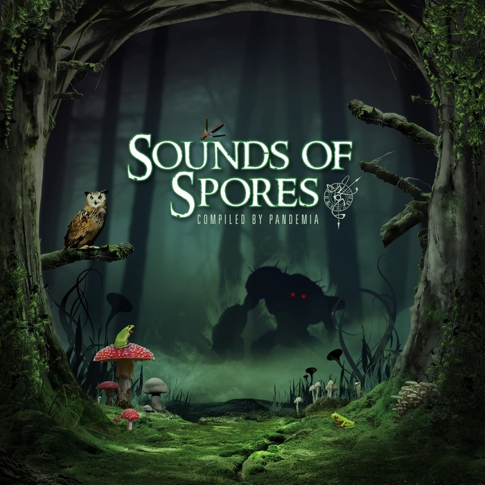 VARIOUS/PANDEMIA - Sounds Of Spores (Compiled By Pandemia)