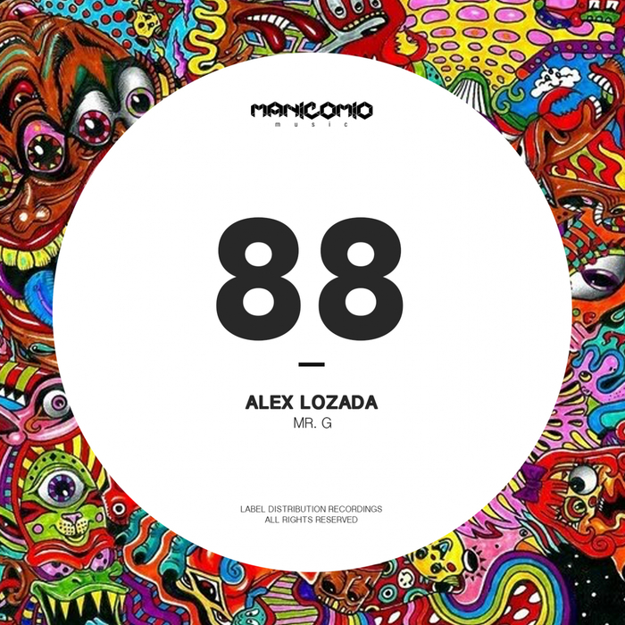 ALEX LOZADA - Mr G