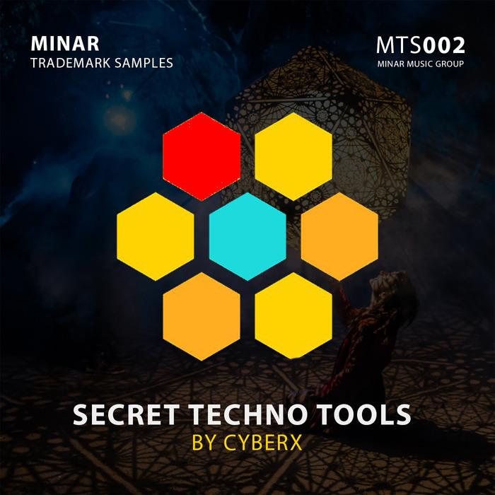MINAR RECORDS - Secret Techno Tools (Sample Pack WAV)