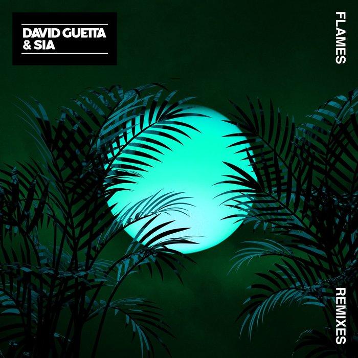 DAVID GUETTA/SIA - Flames (Remixes)