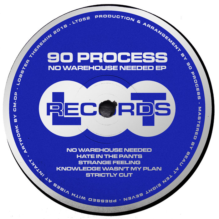 90 PROCESS - No Warehouse Needed