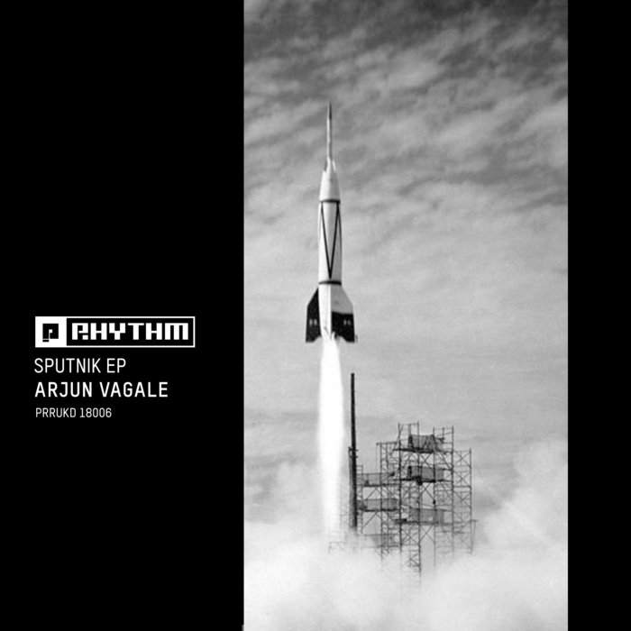 ARJUN VAGALE - Sputnik EP