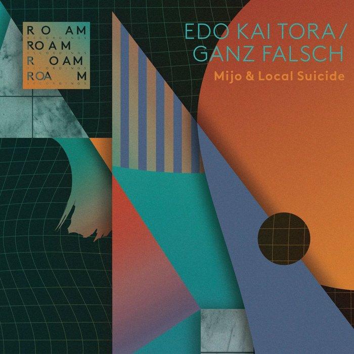 LOCAL SUICIDE/MIJO - Edo Kai Tora/Ganz Falsch