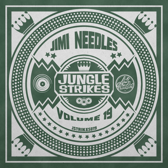 JIMI NEEDLES - Jungle Strikes Vol 19