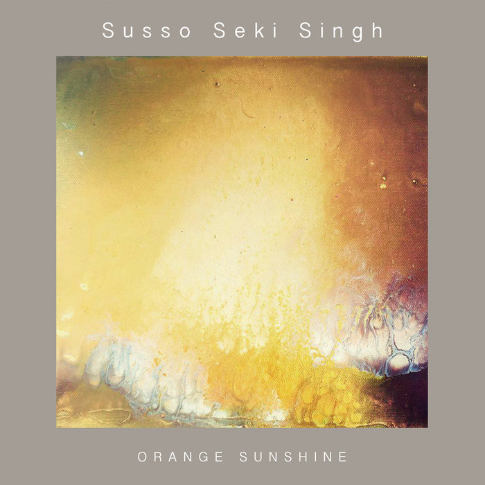 SUSSO SEKI SINGH - Orange Sunshine
