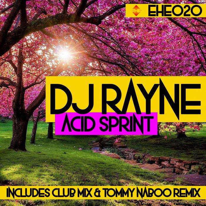 DJ RAYNE - Acid Sprint