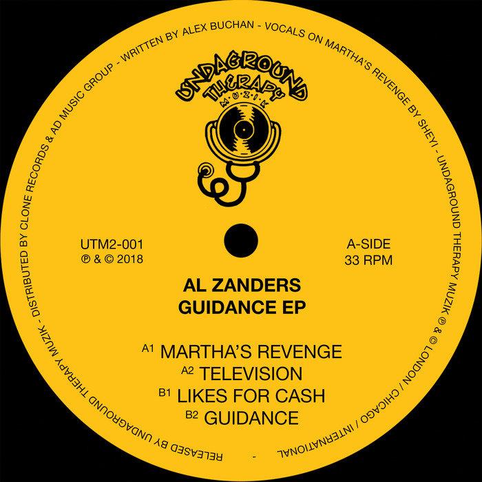 AL ZANDERS - Guidance EP