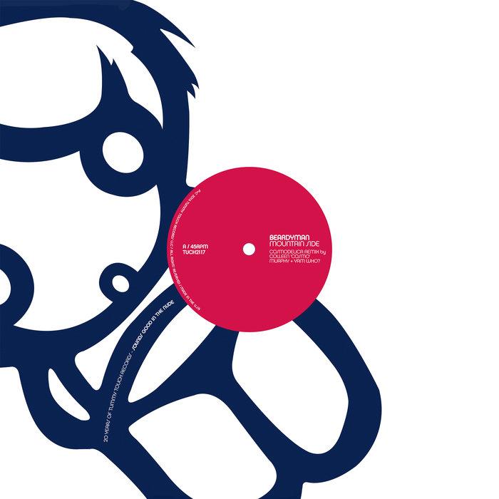 BEARDYMAN - Mountain Side (Cosmodelica Remix) (12