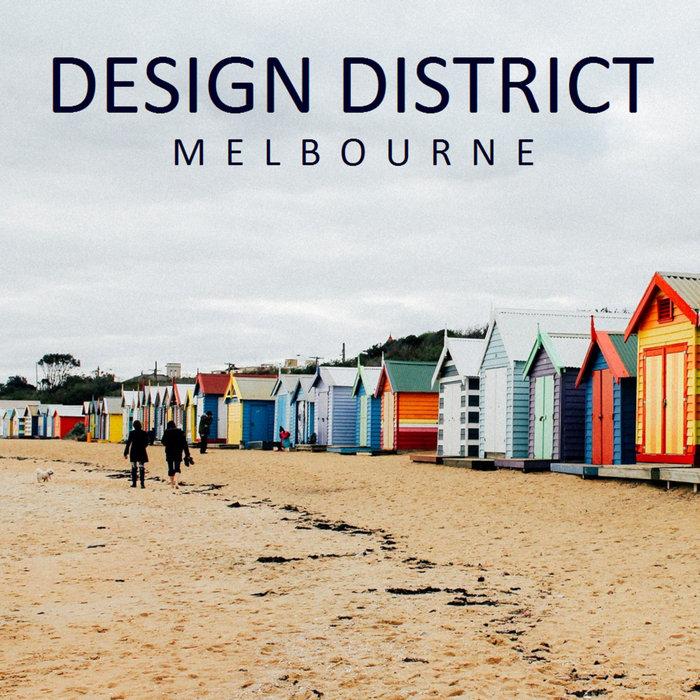 VARIOUS - Design District: Melbourne