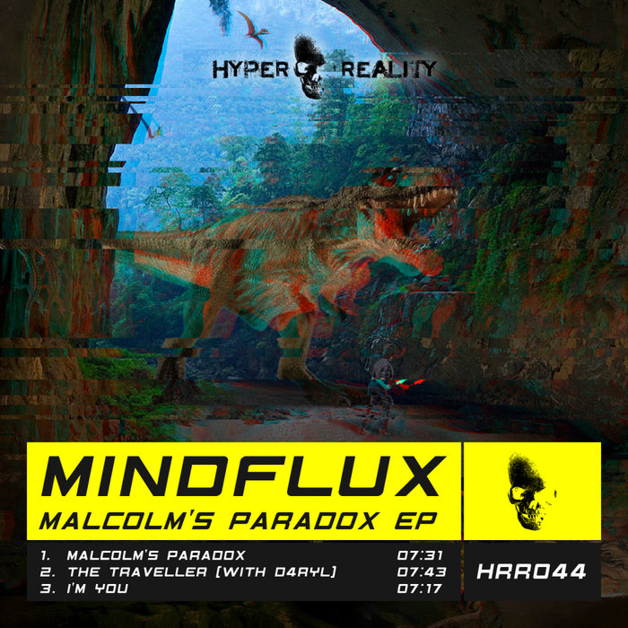 MINDFLUX - Malcolm's Paradox EP