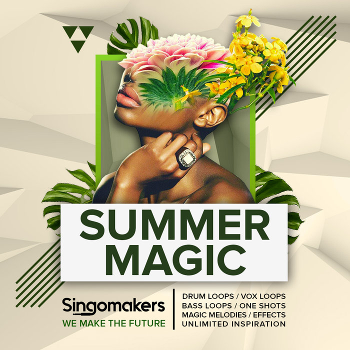 SINGOMAKERS - Summer Magic (Sample Paclk WAV/APPLE/LIVE/REASON)