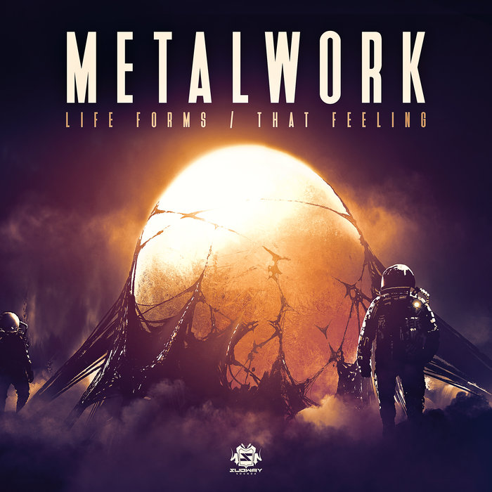 METAL WORK - Life Forms