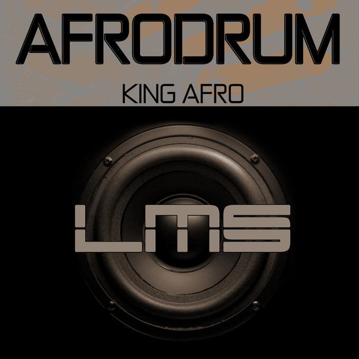 AFRODRUM - King Afro