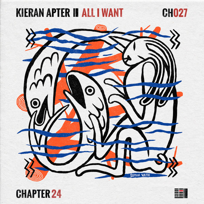 KIERAN APTER - All I Want
