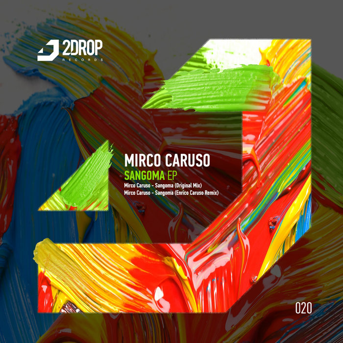 MIRCO CARUSO - Sangoma EP