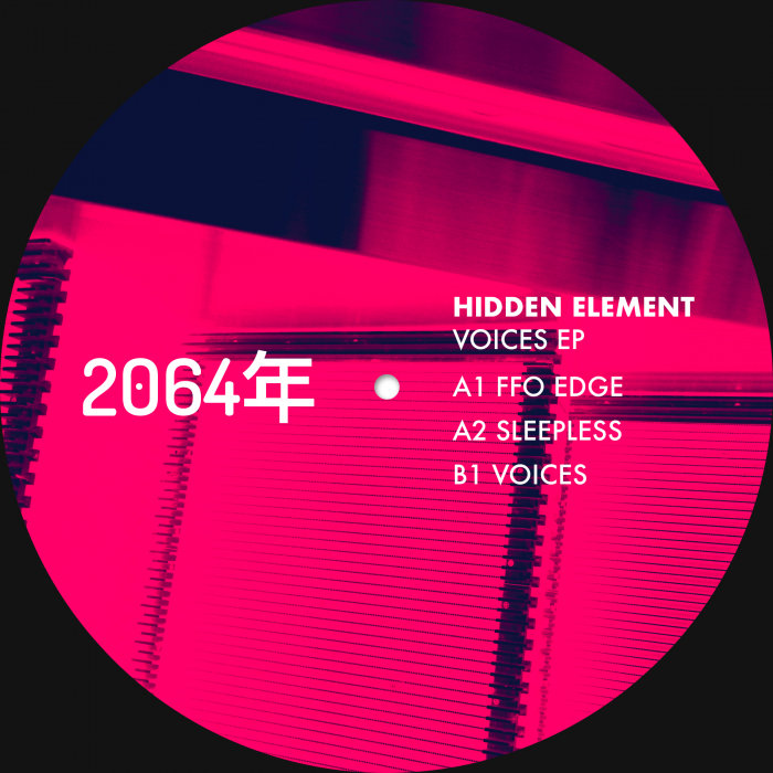 HIDDEN ELEMENT - Voices EP