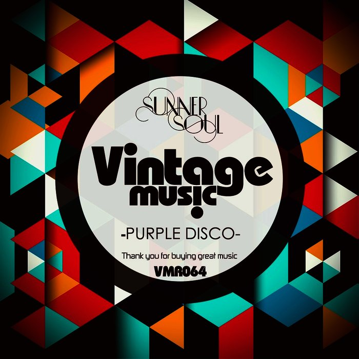 SUNNER SOUL - Purple Disco