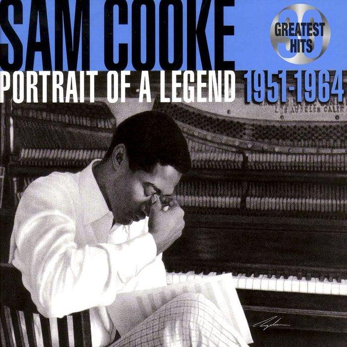 SAM COOKE - 30 Greatest Hits: Portrait Of A Legend 1951-1964