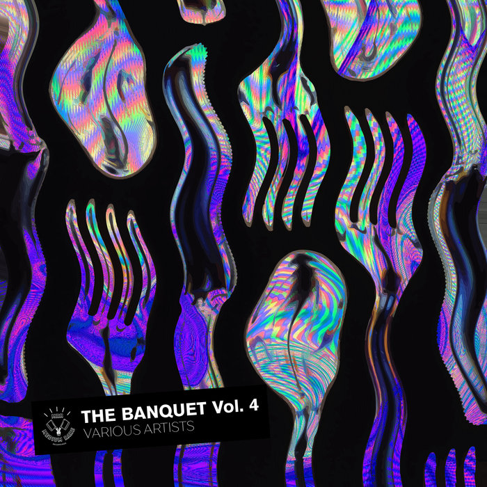 DOUBLE AGENT/VARIOUS - The Banquet Vol 4 (unmixed tracks)