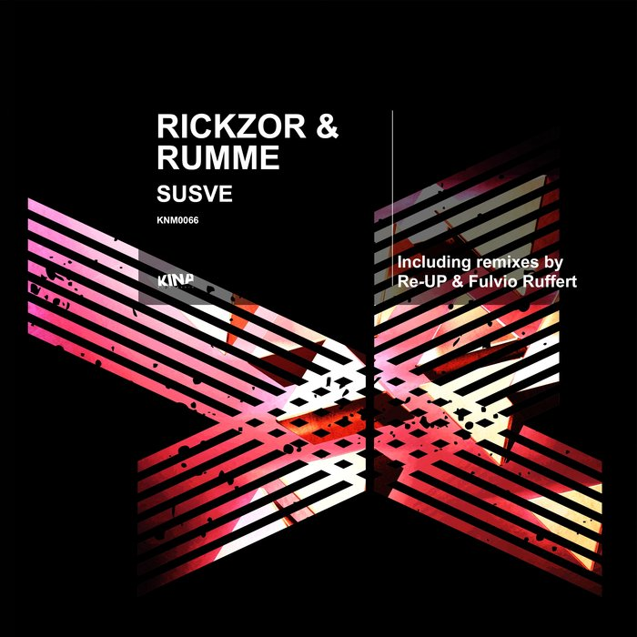 RICKZOR & RUMME - Susve
