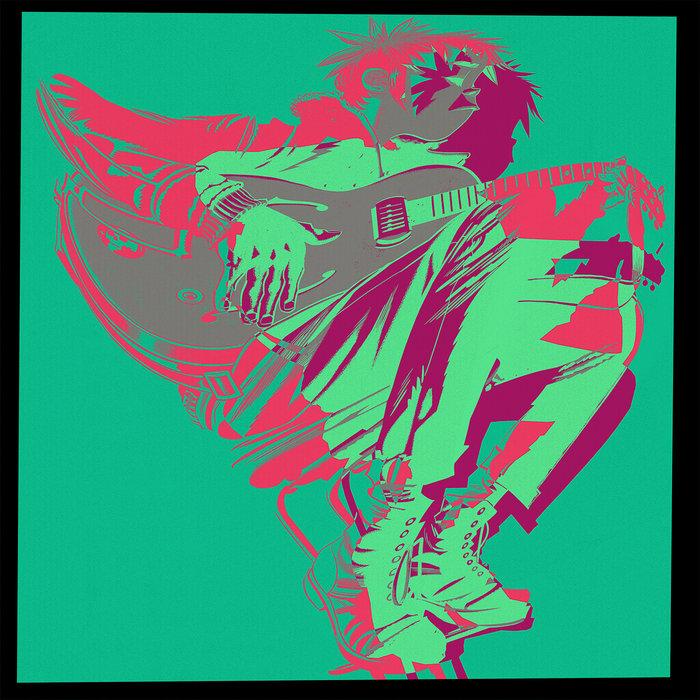 GORILLAZ feat GEORGE BENSON - Humility (Remixes)
