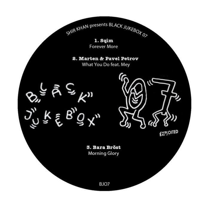SQIM/MARTEN/BARA BROST - Shir Khan Presents Black Jukebox 07