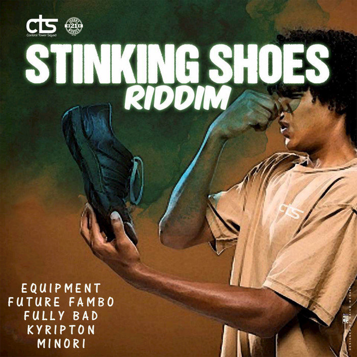 VARIOUS - Stinking Shoes Riddim (Explicit)
