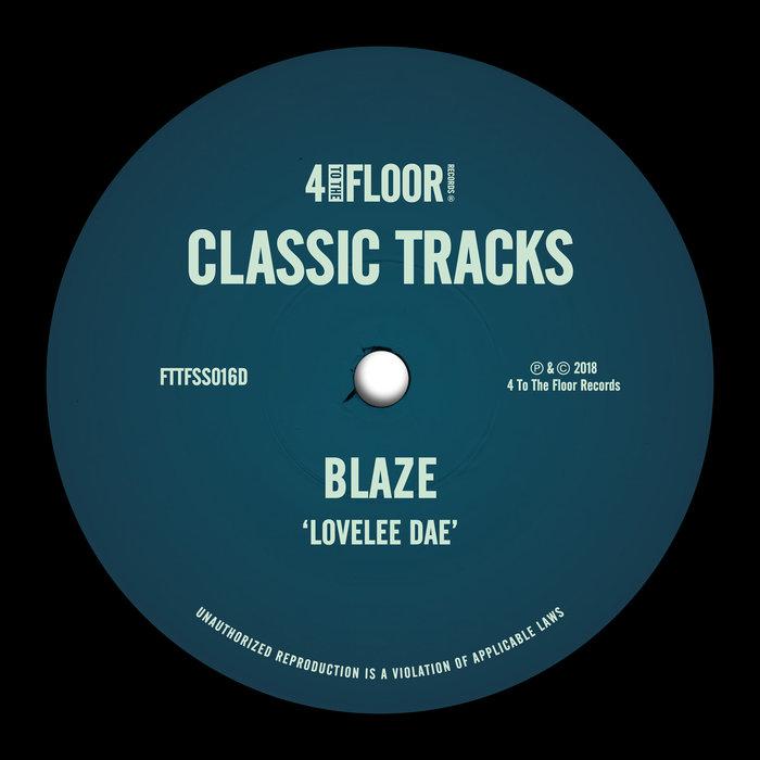 BLAZE - Lovelee Dae