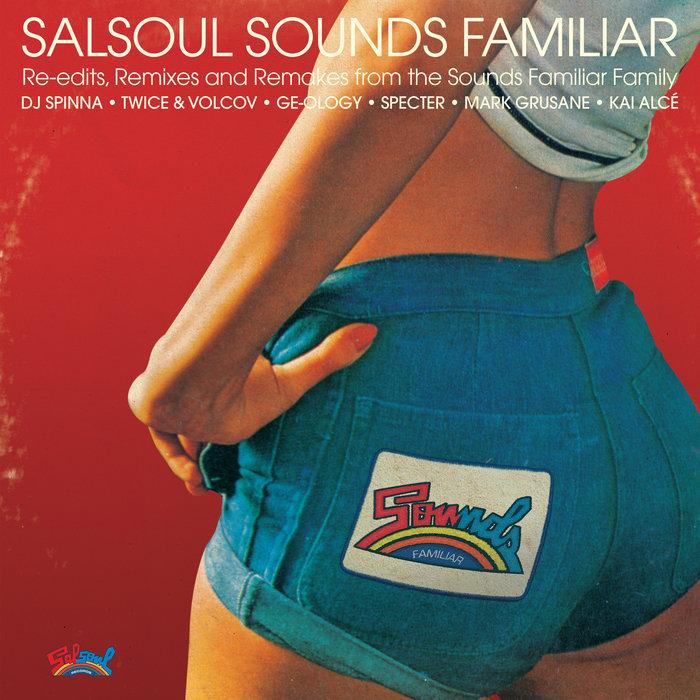 VARIOUS - Salsoul Sounds Familiar