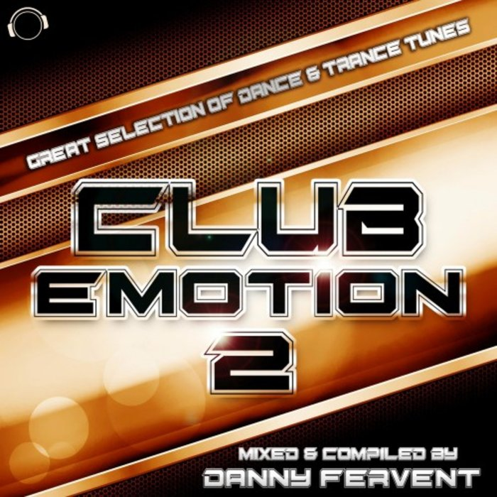VARIOUS - Club Emotion Vol 2 - Great Selection Of Hands Up & Trance Tunes