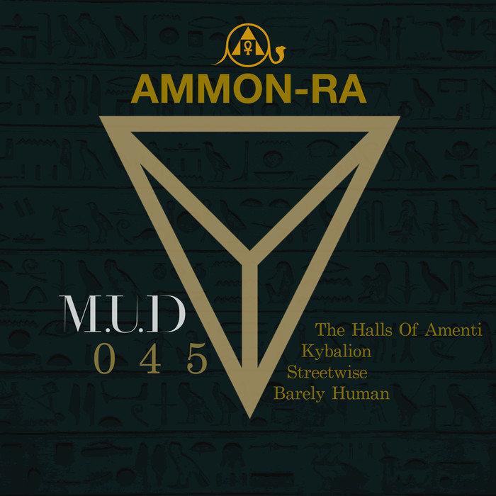 AMMON-RA - The Halls Of Amenti