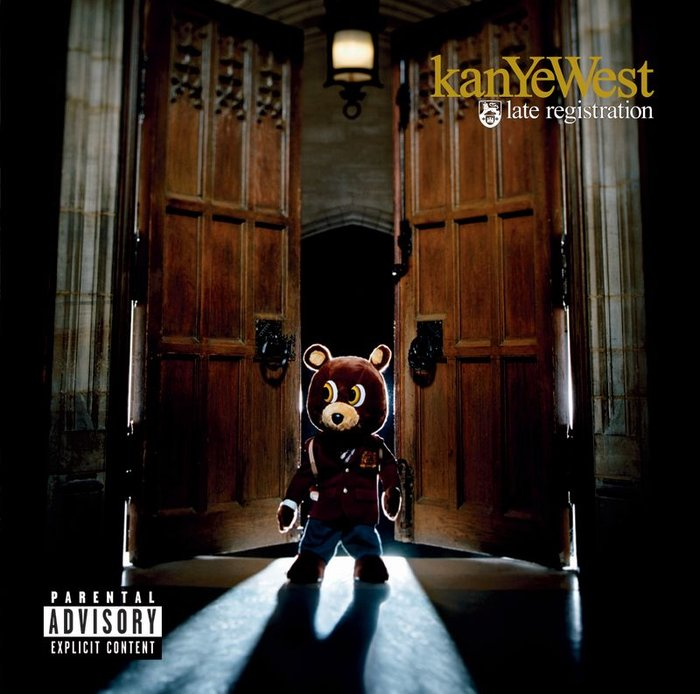 KANYE WEST - Late Registration (Explicit)