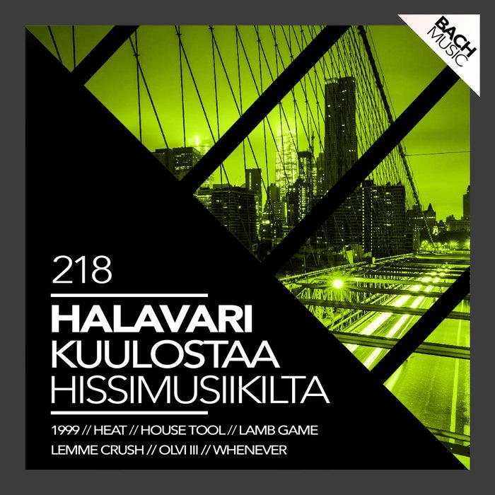 HALAVARI - Kuulostaa Hissimusiikilta