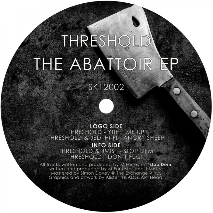 THRESHOLD - The Abattoir EP