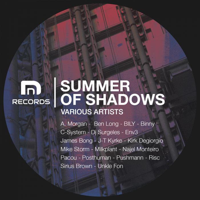 VARIOUS - Summer Of Shadows