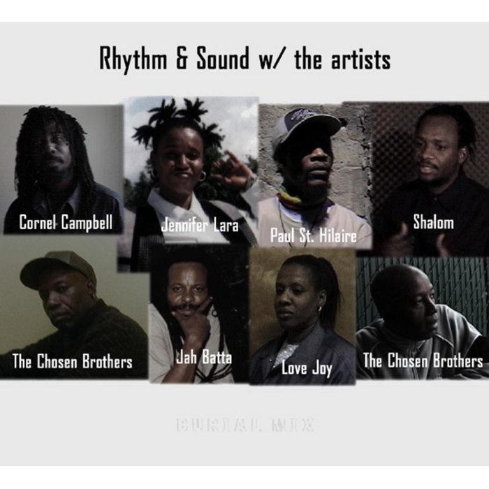 RHYTHM & SOUND - With The Artists
