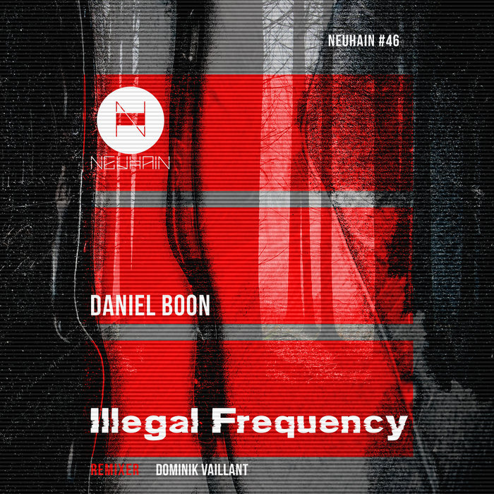 DANIEL BOON - Illegal Frequency