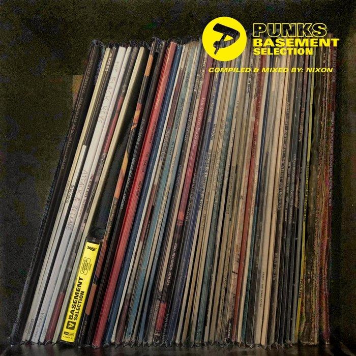 NIXON/VARIOUS - Nixon: Basement Selection (unmixed tracks)