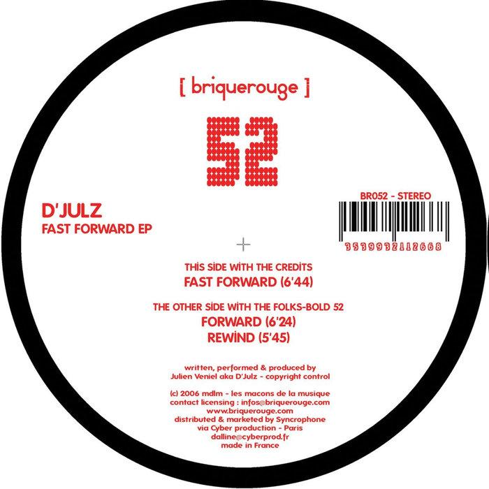 D'JULZ - Fast Forward EP