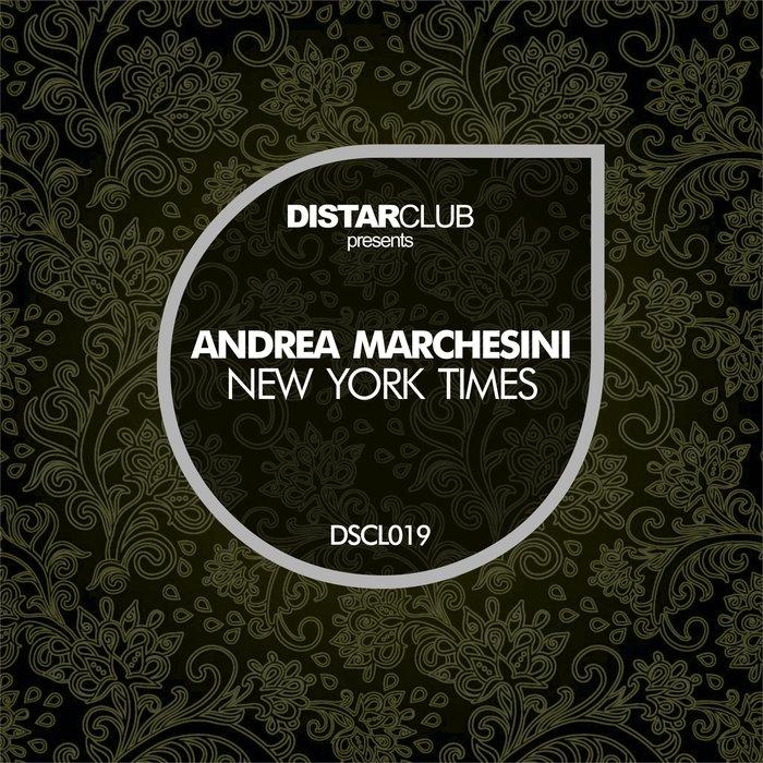 ANDREA MARCHESINI - New York Times
