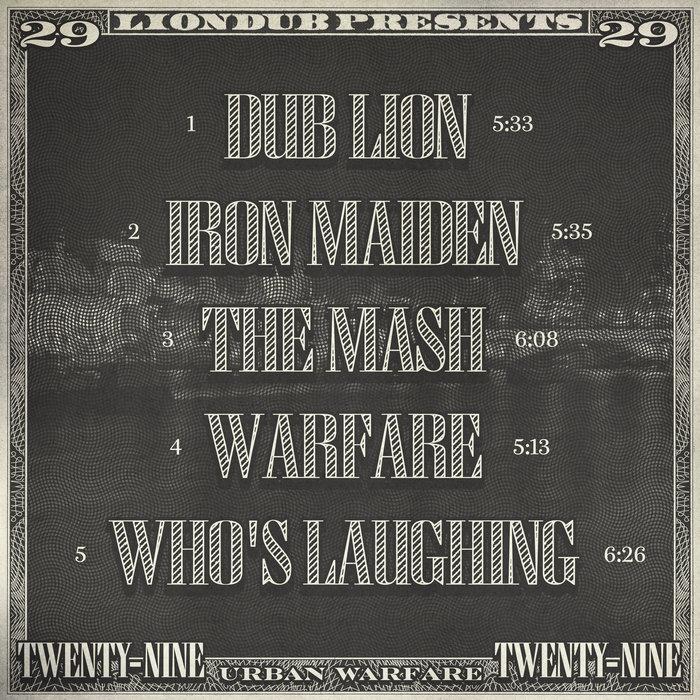 MR EXPLICIT - Liondub Street Series Vol 29: Urban Warfare
