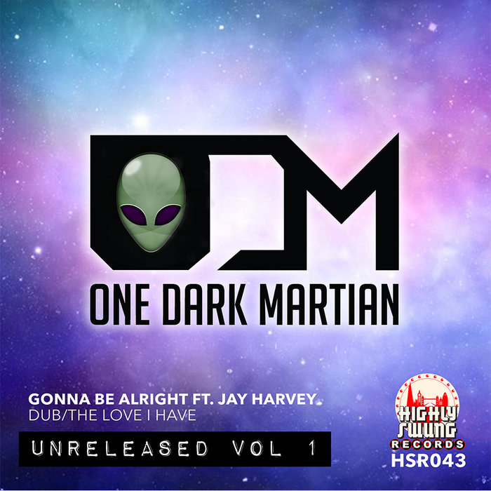 ONE DARK MARTIAN - Unreleased Vol 1