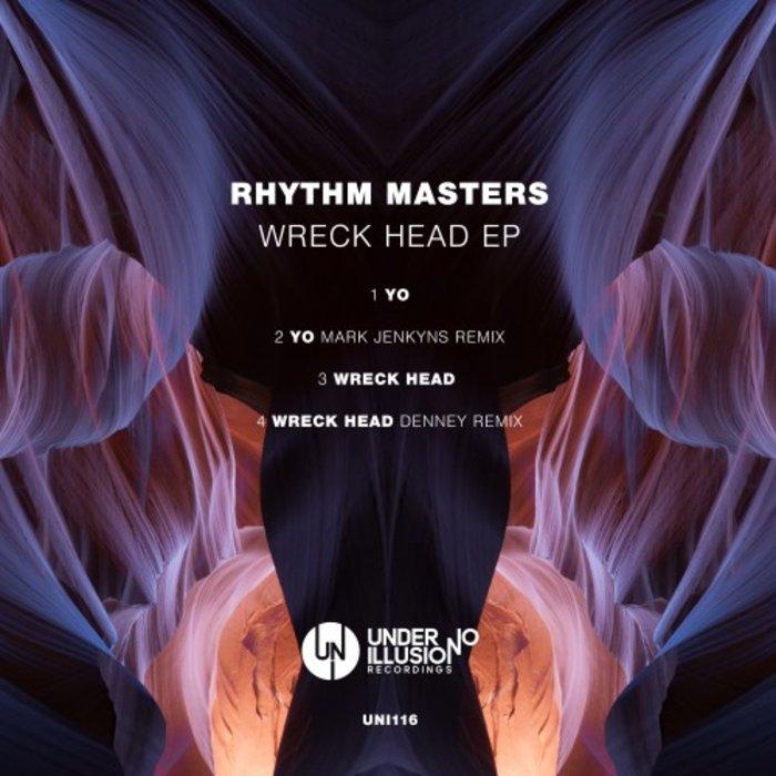 RHYTHM MASTERS - Wreck Head EP